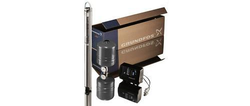 SQE комплект для поддержания постоянного давления воды
