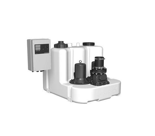 Компактные насосные установки для сточных вод