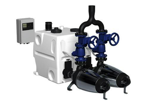 Канализационные насосные установки MULTILIFT MDV, MD1
